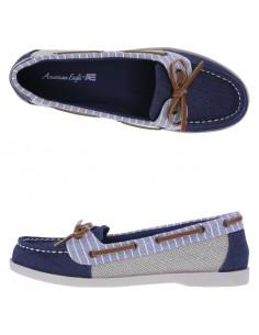 Zapatos náuticos Beck para mujer