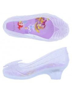 Zapatos de luces Princess para niña