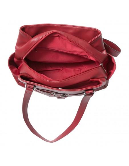 Bolso Lisa para mujer - Rojo