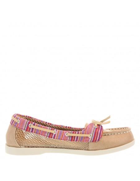 Zapatos naúticos Beck para mujer
