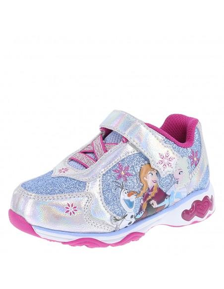 Zapatos para correr Frozen para niña pequeña
