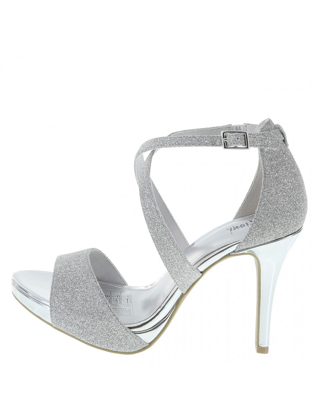 f39a9cb374e3 Women s Halle Sandals - Silver. On sale! Previous