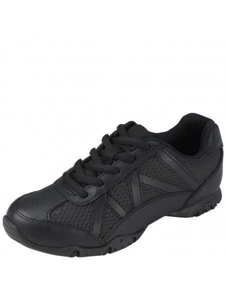 Zapatos Sizzle para niña - Negro