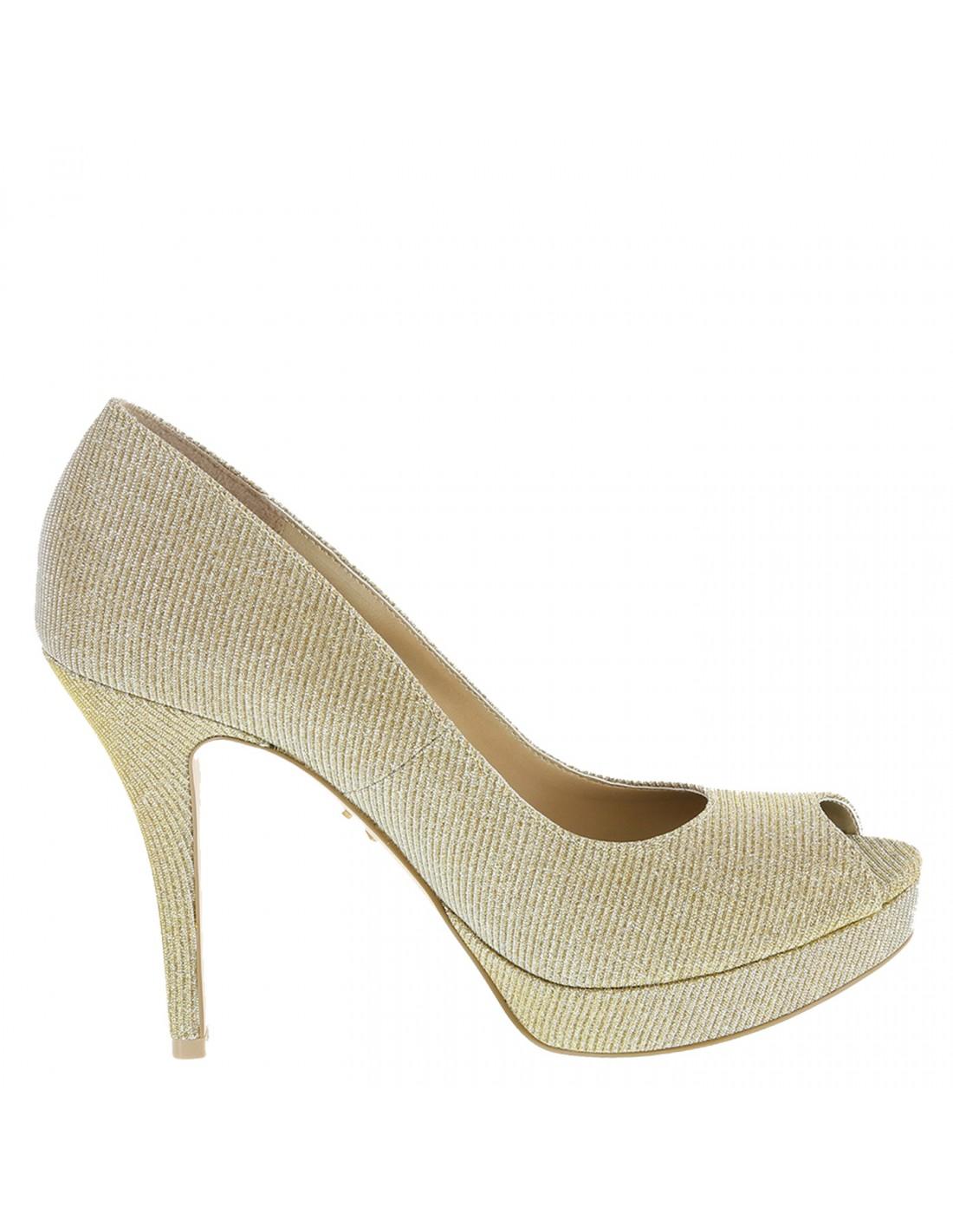 f35affeac9313 ... Zapatos Sofía Vergara Peep Toe Mesh Plataforma. Precio rebajado.  Previous