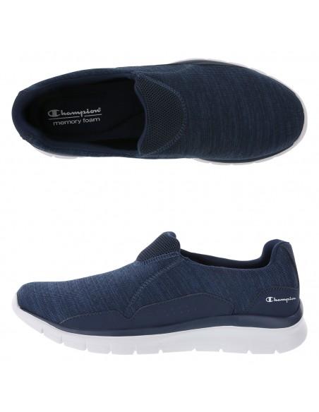Zapatos sin cordones Encore para hombre - Azul