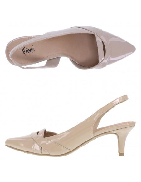 Zapatos con tira puntiagudos Lucille para mujer