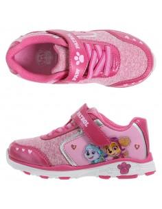 b01803bc Zapatos para correr con luces de Paw Patrol para niña ...