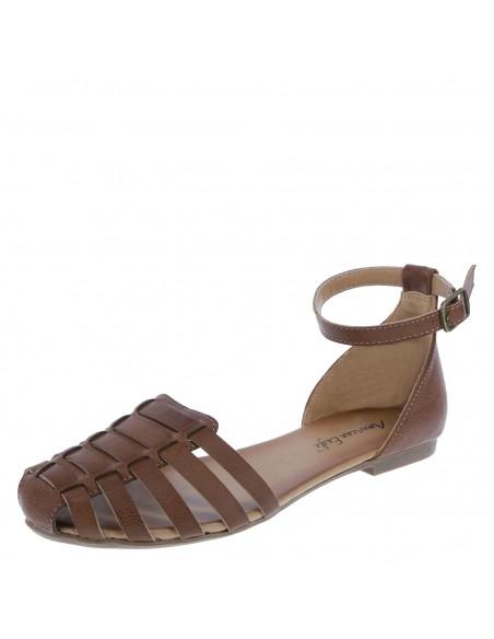 Zapatos planos de tiras de 2pz. Peyton para mujer