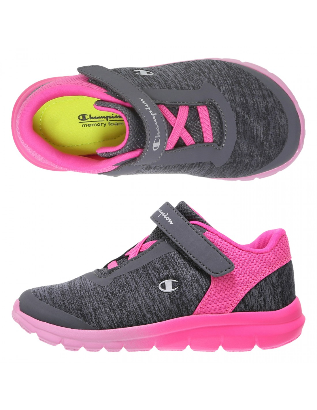 9f3d6142 Chicas Toddler Gusto Cross Trainer | Payless