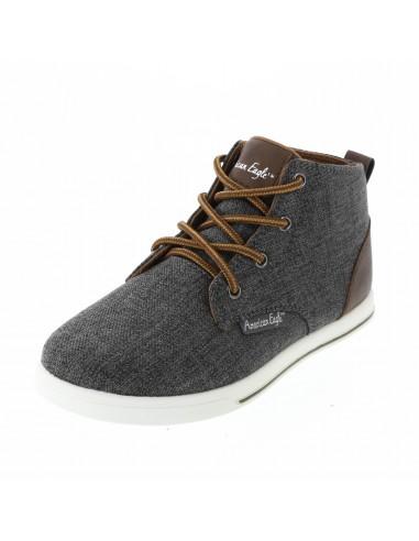 excepcional gama de estilos diseño innovador captura Zapatos caña alta Shawn para niños